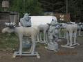 Скульптуры для парка в Измайлово | Измайловский парк