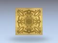 3D модель 73 | 3D модели для плоскорельефной резьбы по дереву на гравировально-фрезерном станке с ЧПУ