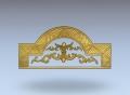 3D модель 24 | 3D модели для плоскорельефной резьбы по дереву на гравировально-фрезерном станке с ЧПУ