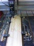 Резьба по векторам на станке с чпу.  | Резные работы из дерева, изготовленные на 3D станке с ЧПУ