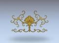 3D модель 272 | 3D модели для плоскорельефной резьбы по дереву на гравировально-фрезерном станке с ЧПУ