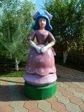 МАЛЬВИНА - скульптура из дерева | Персонажи сказок и мультиков