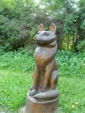 Скульптура из дерева на Лосином Острове | Парк «Лосиный остров»