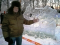 Скульптор Сергей Ларионов | Ледяные скульптуры в Москве