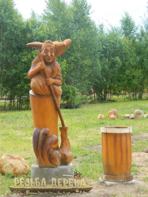 Баба-Яга в Переславле-Залесском