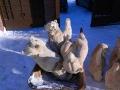 Медвежатник | Скульптуры