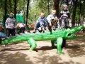 Крокодил | Детские городки
