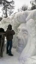 Ледяные скульптуры - ледовый ЗАГС | Ледяные скульптуры в Москве